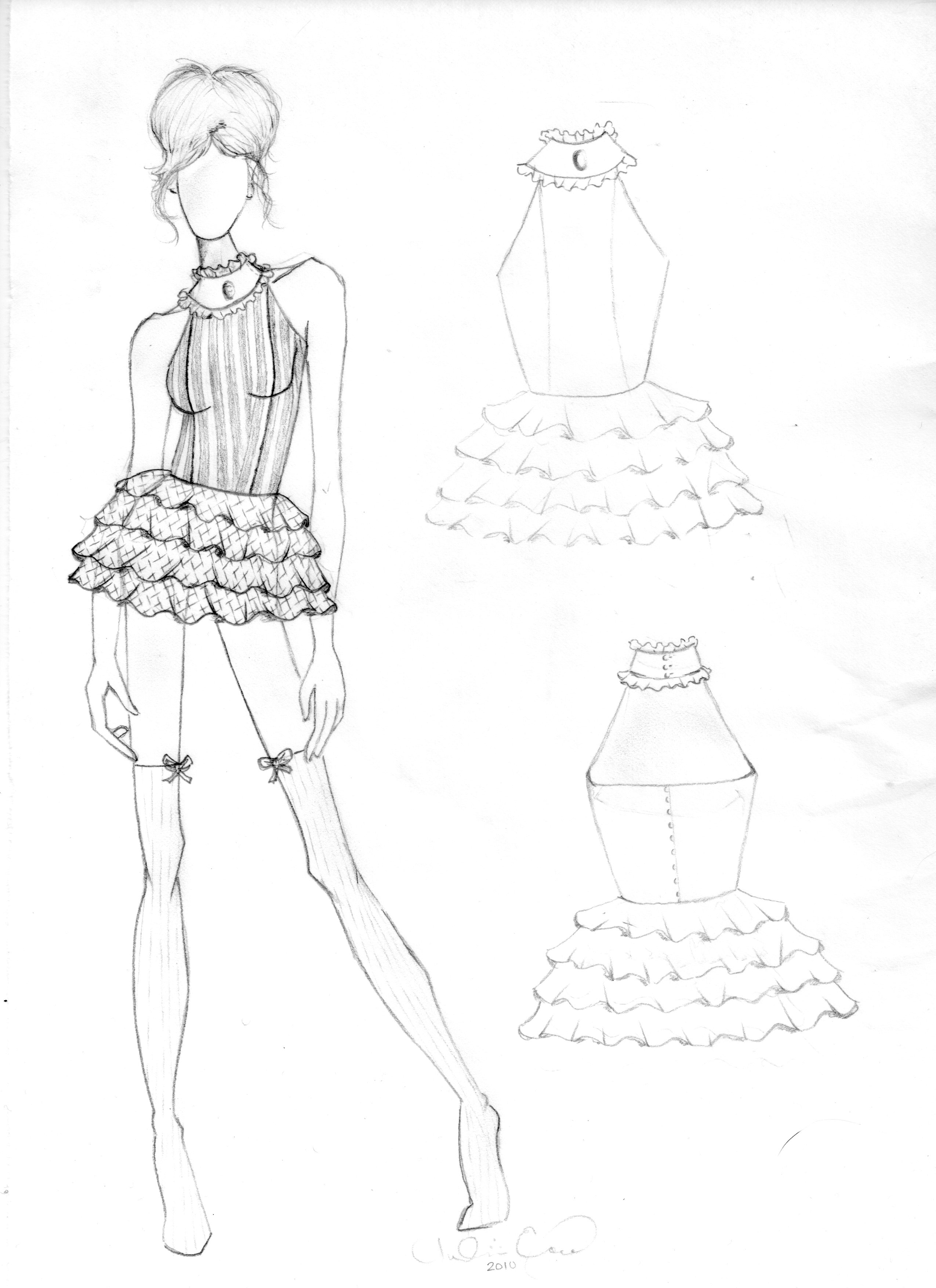 541417186427675696 as well Wit Babyjurkje also Dress Drawing in addition Id V 2289183 also Shani. on lace pencil skirt