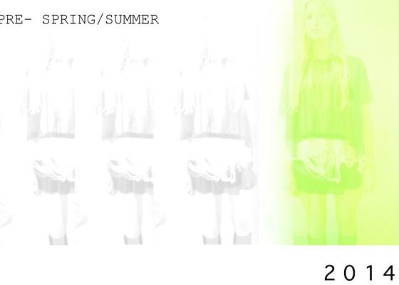 Pre-Spring 2014 http://www.gildedeccentric.com